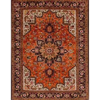 "Apadana - Vintage Persian Heriz Rug, 7'11"" x 10'5"""