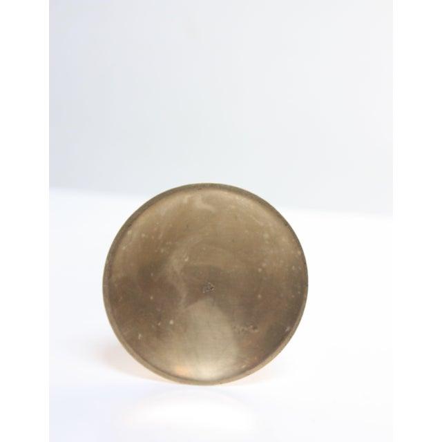 Art Deco Dirigold Goldware Bud Vases - A Pair - Image 6 of 6