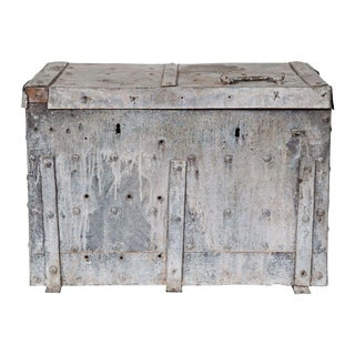Galvanized Zinc Trunk