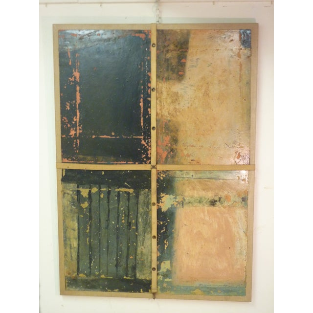Doug Bell Mixed Media on Canvas - Image 2 of 4