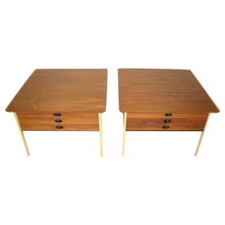 Early Milo Baughman Side Tables for Arch Gordon