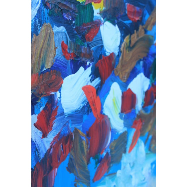 Jose Perdomo Vintage Expressionist Painting - Image 8 of 11