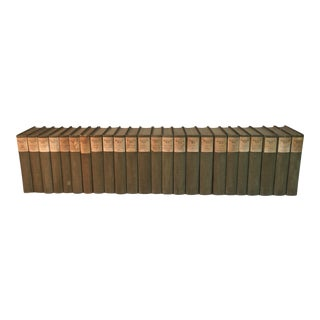 1901 Antique Shakespeare's Works Edition De Grand Luxe- Set of 24