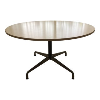 Herman Miller Eames Round Segmented Ash Table