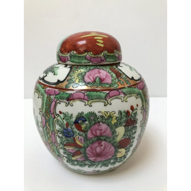 Imari Chinoiserie Ginger Jar - Image 2 of 5