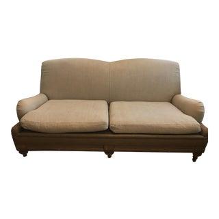 English Rolled Arm Sofa