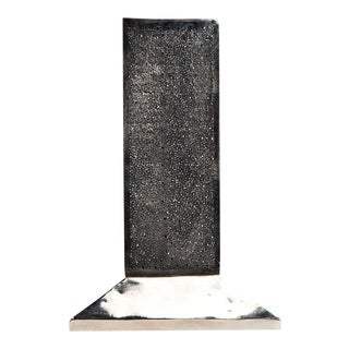 Andalous Silver Stand-Up Lamp