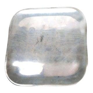 "Nambe 555 Square 11"" Tray Platter MOMA"