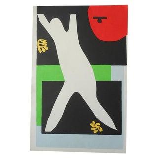 """Matisse """"Jazz"""" Vintage Folio Size Print"""