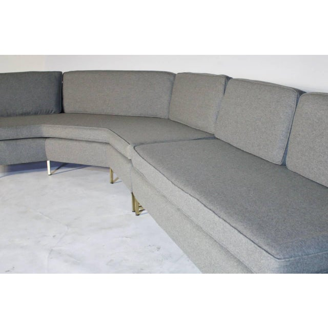 Paul McCobb Three-Piece Sectional Sofa for Directional - Image 6 of 8