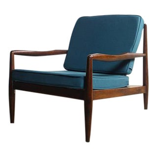 Adrian Pearsall Walnut 834-C Lounge Chair