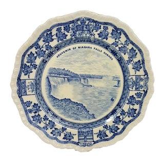 Mason's England Niagara Falls Souvenir Plate