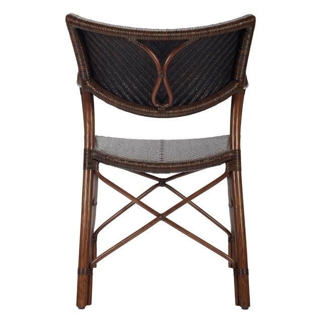 Image of Selamat Designs Henny Cinnamon Rattan Arm Chair