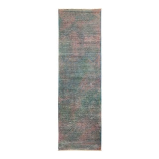 """Hand Knotted """"Vibrance"""" Runner Rug - 2' 10"""" X 9' 2"""""""