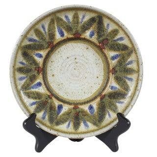 Danish Marianne Starck Ceramic Plate