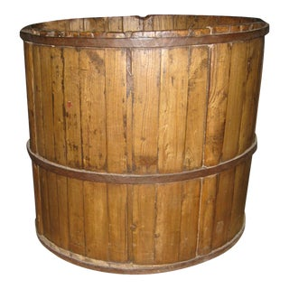 Chinese Wooden Container