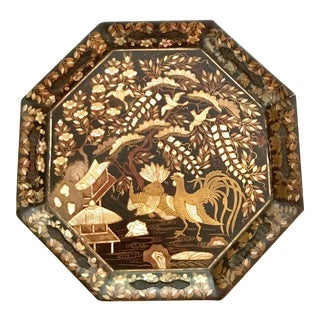 19th Century Japanese Tray