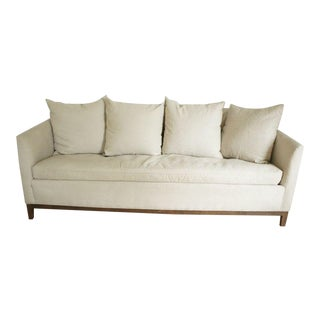 Cisco Home Flax Linen Sofa
