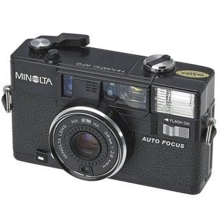 Vintage Minolta Hi-Matic AF2 35mm Camera