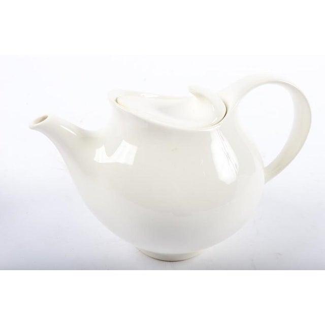 Image of Eva Ziesel Hallcraft White Tea Pot