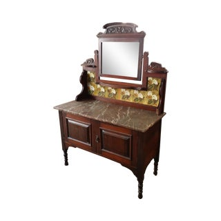Antique Dry Sink/Dressing Table