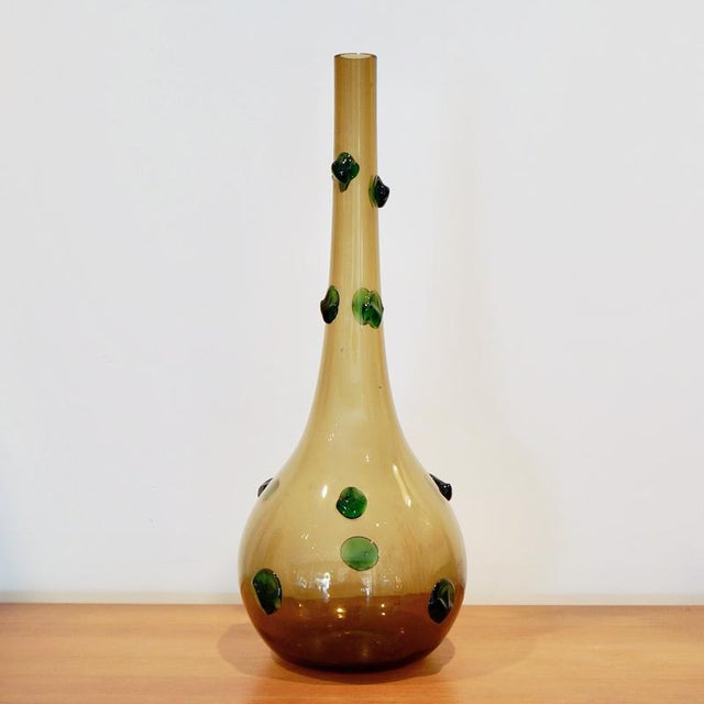 Empoli Glass Vase - Image 2 of 6