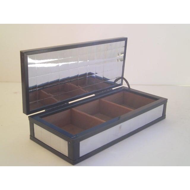 English Art Deco Trinket Box - Image 9 of 11