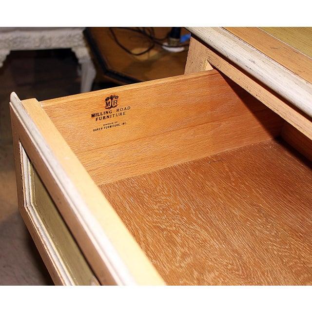 Painted Baker Triple Dresser - Image 8 of 8