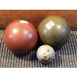 Image of Vintage Bocce Ball Set