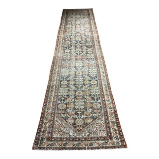 "Antique Malayer Runner ""Tamara"" - 13'2"" x 3'1"""