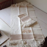 Image of French Linen Hand Towels - A Pair