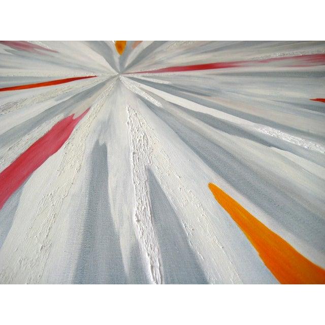"Original ""Chispa Caliente"" Painting - Image 2 of 3"