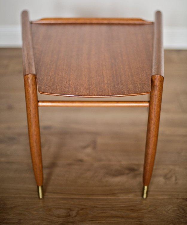 Wonderful John Keal For Brown Saltman Wedge Table   Image 4 Of 7