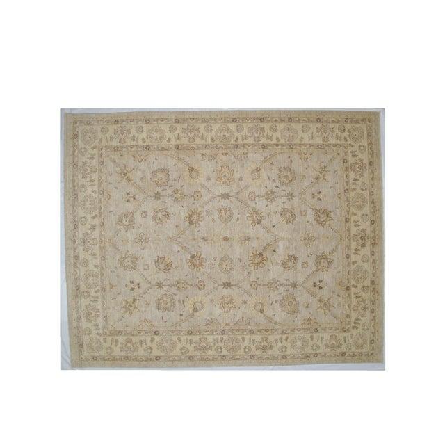 """Leon Banilivi Oushak Carpet - 8'1"""" X 10' - Image 2 of 5"""