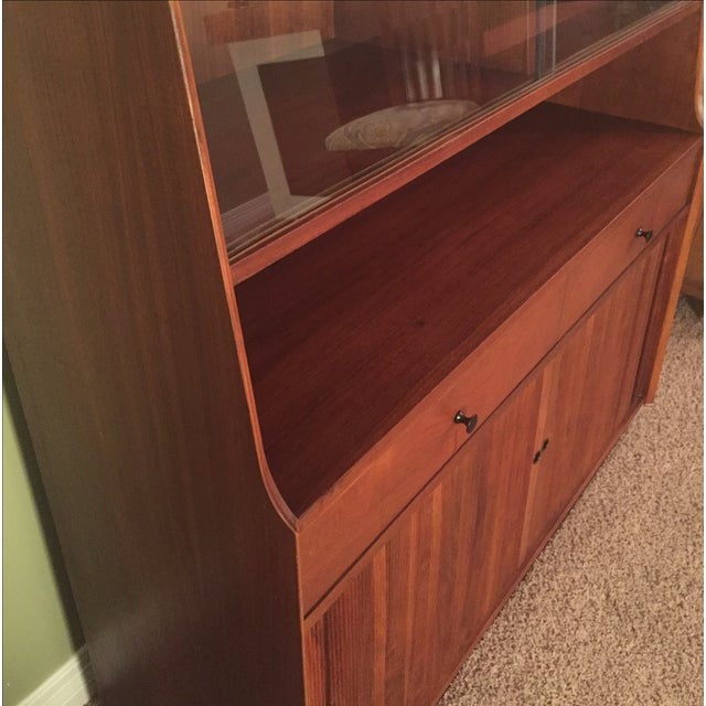 Mid-Century Dillingham Esprit Collection Hutch - Image 4 of 6