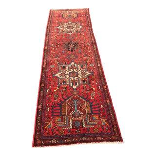 """Vintage Persian Karajeh Runner - 2'8"""" x 8'11"""""""