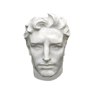 Caesar Bust Planter