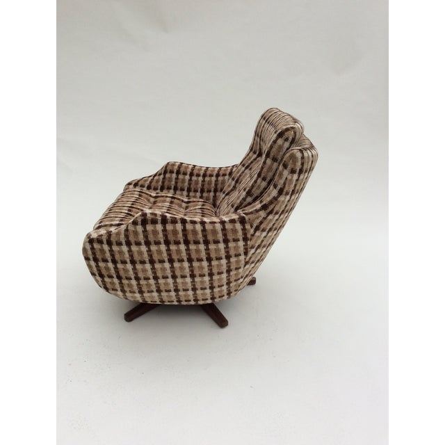 Parker Knoll Swivel Chair - Image 7 of 9