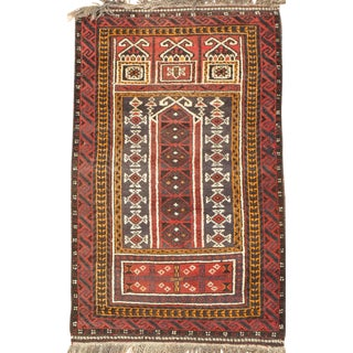 "Pasargad NY Balouch Hand-Knotted Rug - 3'8"" x 4'5"""