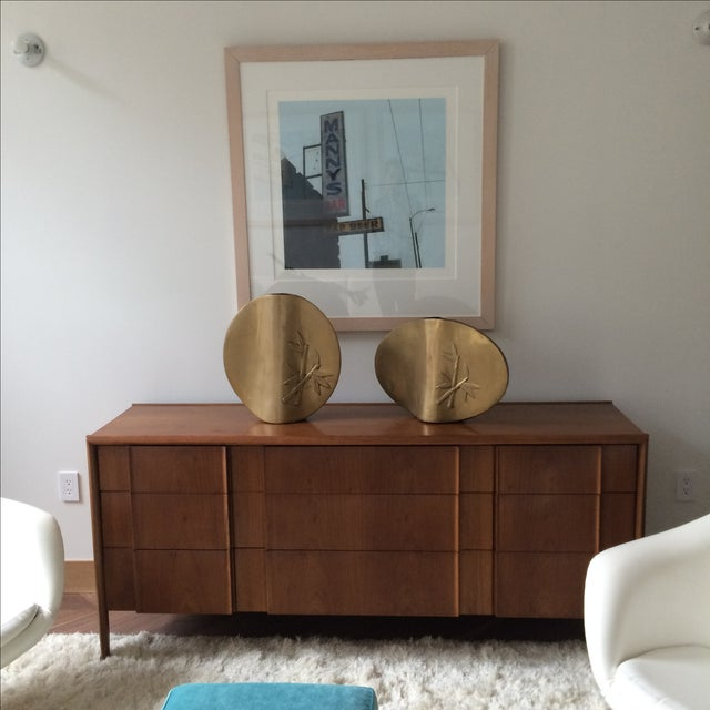 Image of Mid Century Drexel Parallel Credenza/Sideboard