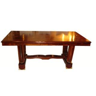 Jules Leleu Dining Table