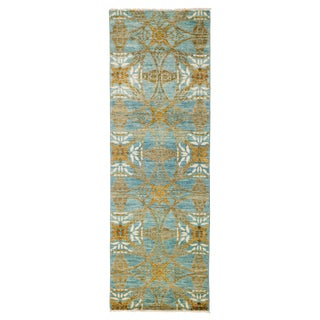 """Suzani Hand Knotted Runner - 2'7"""" X 7'9"""""""