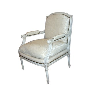William Switzer Bergere Chair