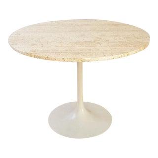 Mid-Century Modern Saarinen Tulip Style Dining Table