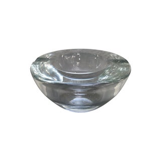 Ashtray - Vicks Lindstrand for Kosta Glass