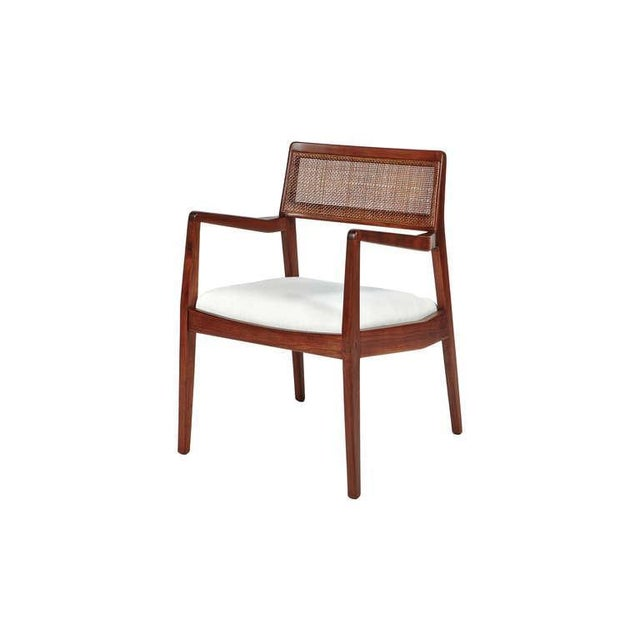 Jens risom dining chairs 4 chairish - Jens risom dining chairs ...