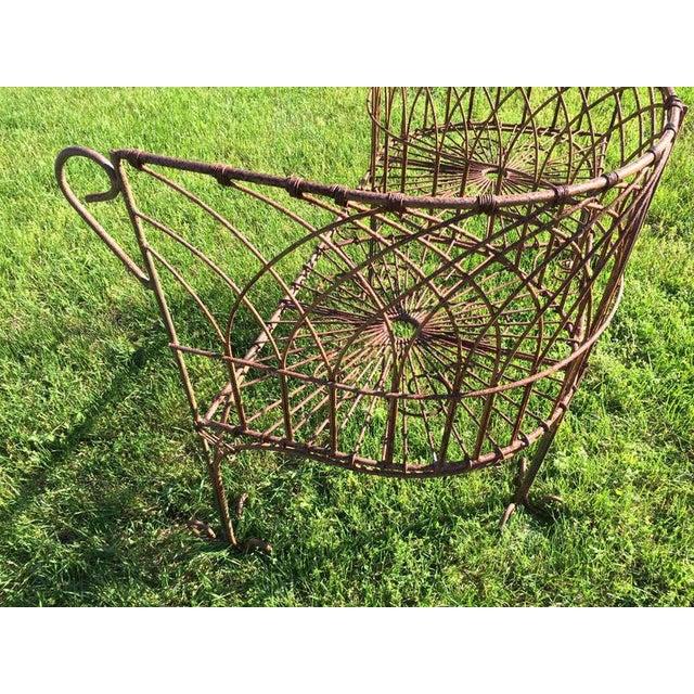 Vintage Iron Garden Tete-A-Tete - Image 7 of 9