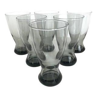 Grey Cocktail Glasses - Set of 6