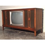 Image of Mid-Century Television Stereo Console