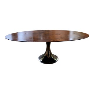 Julian Chichester Dakota Oval Dining Table